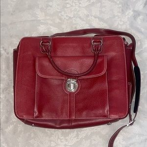 Franklin covey laptop bag